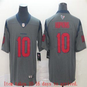 Texans #10 DeAndre Hopkins Jersey Inverted